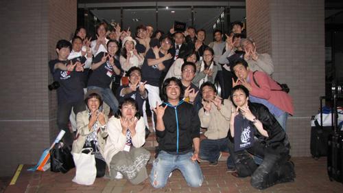 WordCamp Yokohama 2010 スタッフ