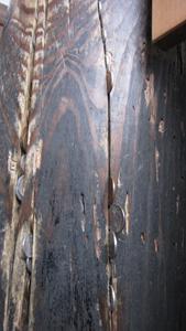 永平寺の大すりこぎ棒