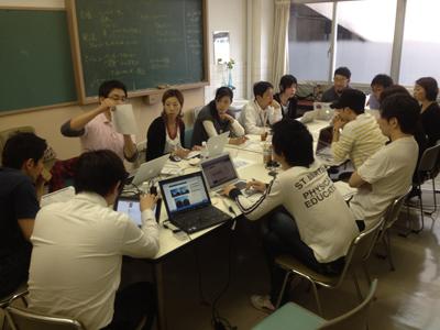 WordCamp Tokyo 2011スタッフ打ち合わせ